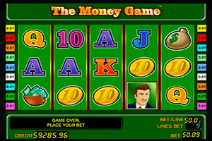 The Money Game играть вулкан