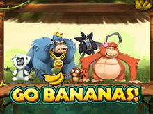 Игра на деньги в автомате Бананы Вперед