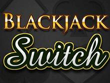 Играть на деньги в онлайн автомат Blackjack Switch