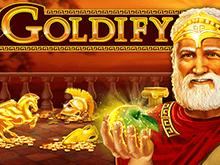 Играть на деньги в слот-автомат Goldify